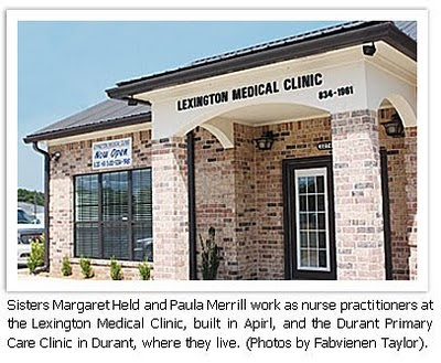 New Clinic Enables Sisters to Stay in 'Rural Area'