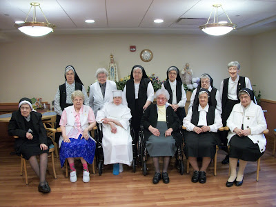 Sisters of Lourdes Hall Reroute It, this Christmas
