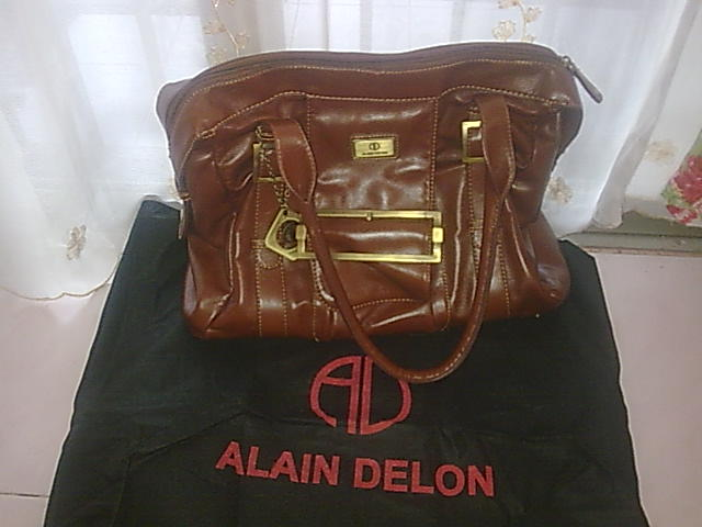 Alain Delon Handbags Rm70 00 Sold