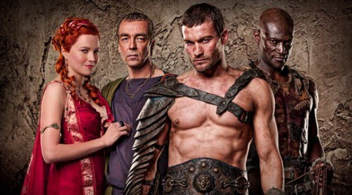spartacus blood and sand folge 1