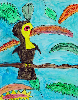 Ill start with this toucan!