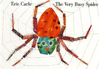stART- The Very Busy Spider