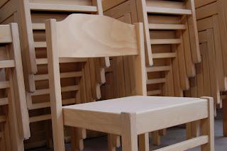 renovatie van stoelen