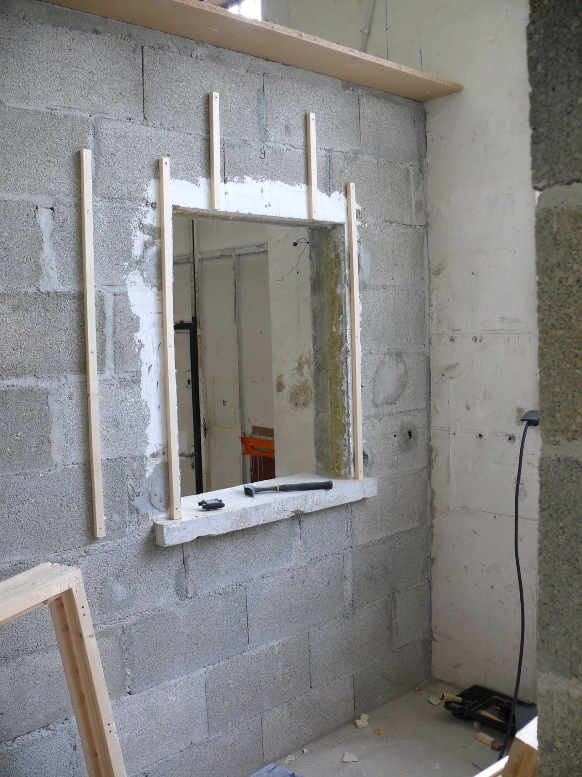 le chantier des apprentis sages la pose de fen tres. Black Bedroom Furniture Sets. Home Design Ideas