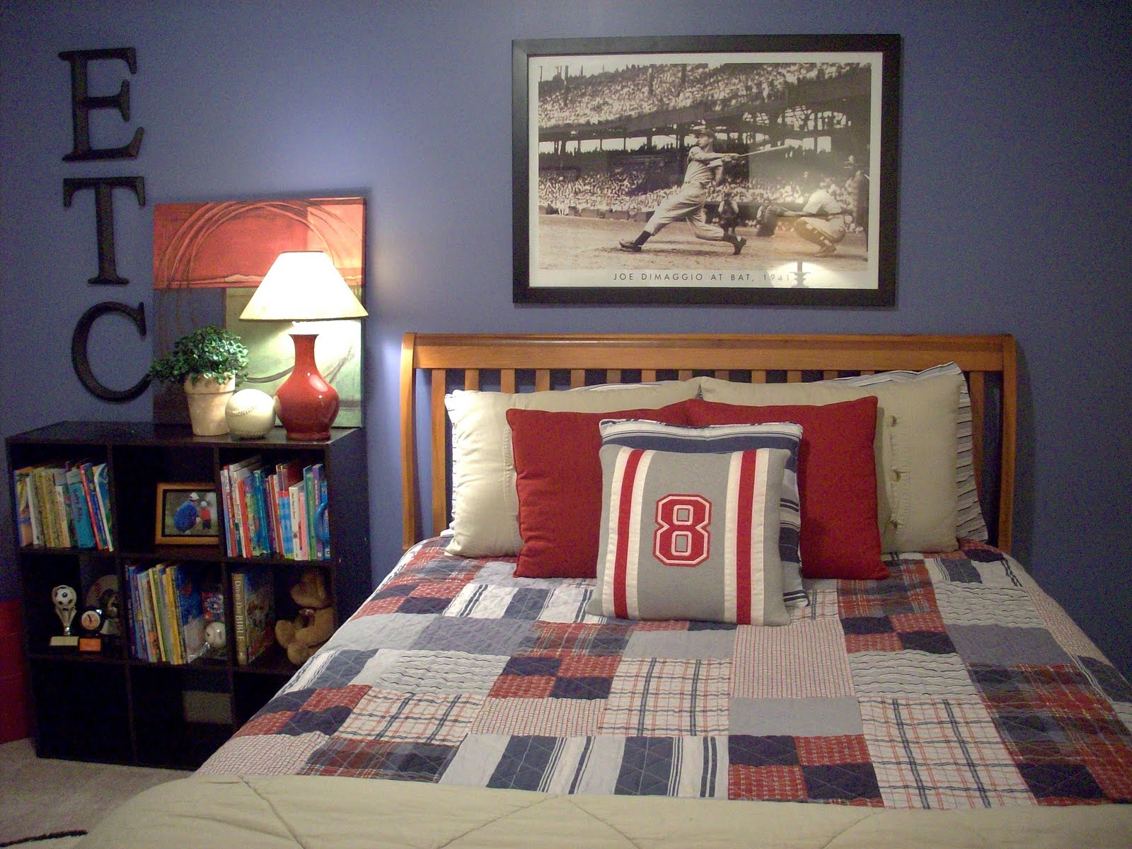 A Little Boy's Bedroom with Big Style - Emily A. Clark