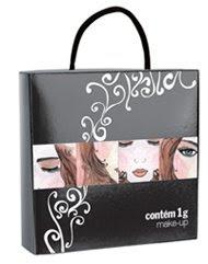 Utiliza também matérias-primas sofisticadas, com a qualidade de marcas de  luxo, para produzir produtos e surpreender as mulheres que irão usá-los. 7997f9c751