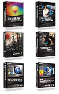 CorelDRAW Graphic Suite X4
