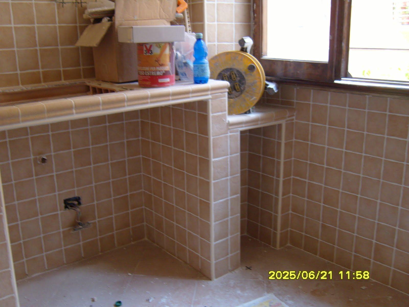 Cucine in finta muratura fai da te - Cucina finta muratura ikea ...