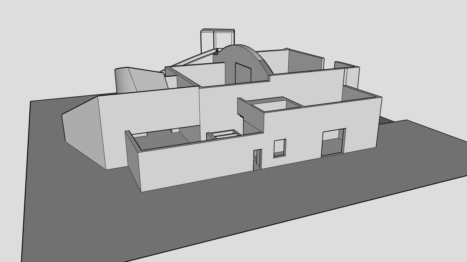 jeremiasz sieczko arch1390 week 9 vitra design museum. Black Bedroom Furniture Sets. Home Design Ideas