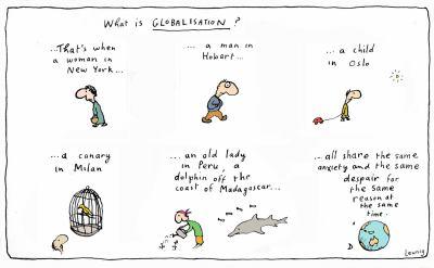 An examination of the work of the cartoonist michael leunig