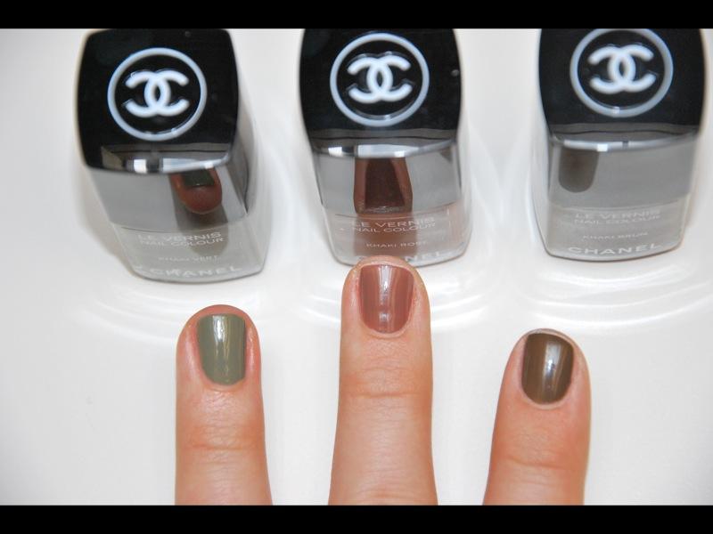 Schöne Nagellacke: Les Khakis de Chanel