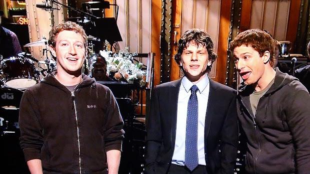 Andy Samberg and Jesse Eisenberg