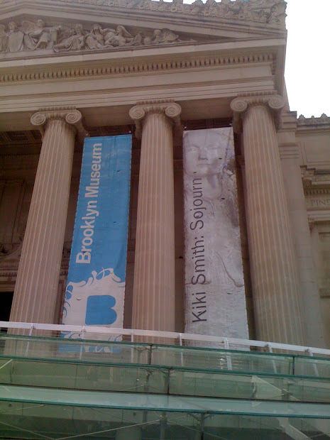 Kiki Smith Sojourn Brooklyn Museum Of Art Linnea