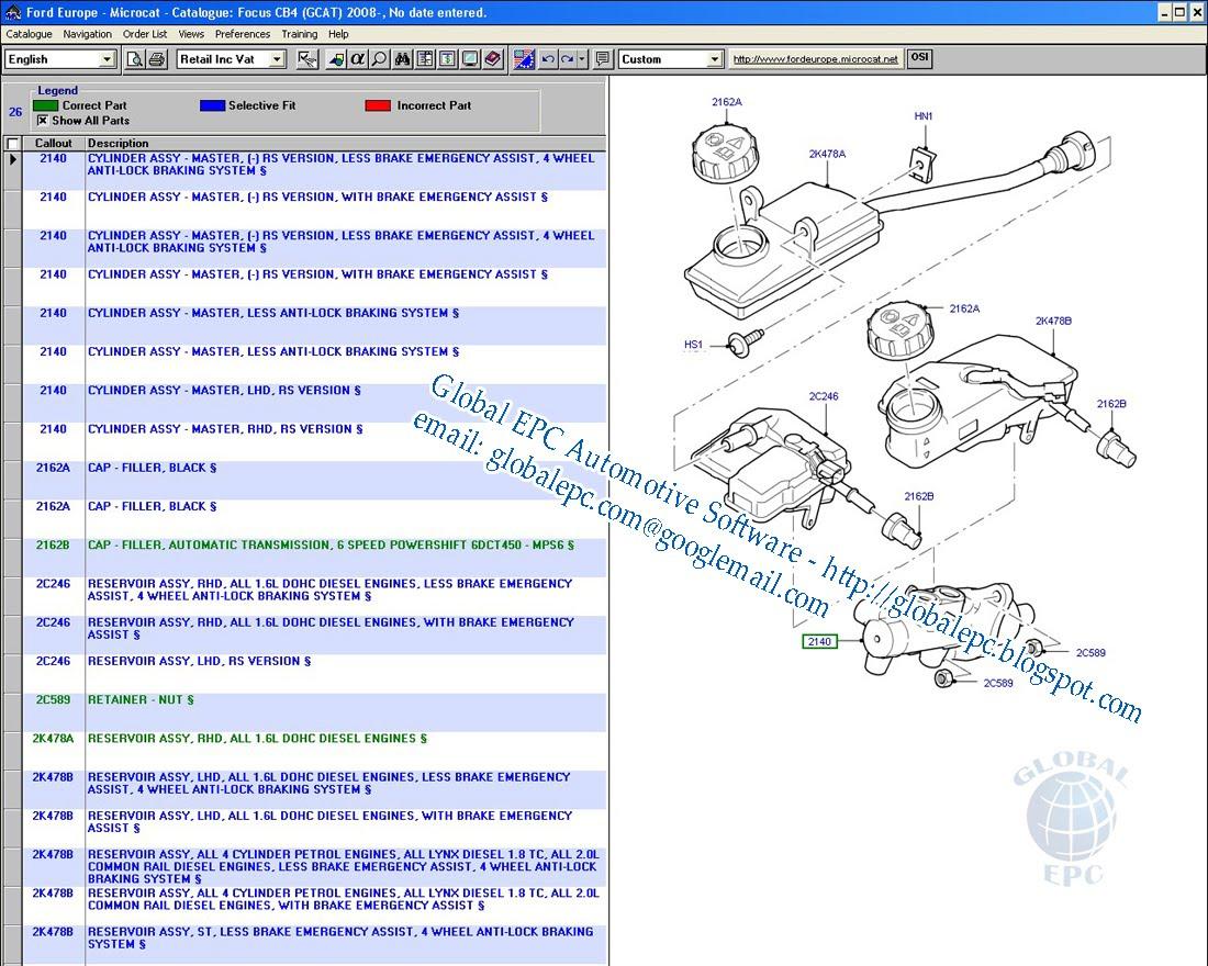 Nissan Parts Online Europe Photos