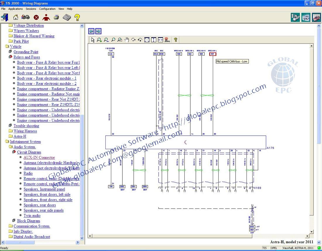 medium resolution of opel astra g repair manual pdf farmall h wiring diagram at astra h wiring diagram download