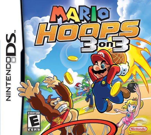Mario Hoops 3 On 3 (U)