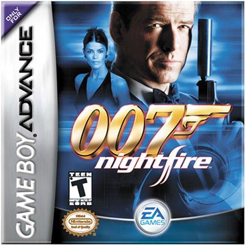 James Bond 007 - Nightfire (U)