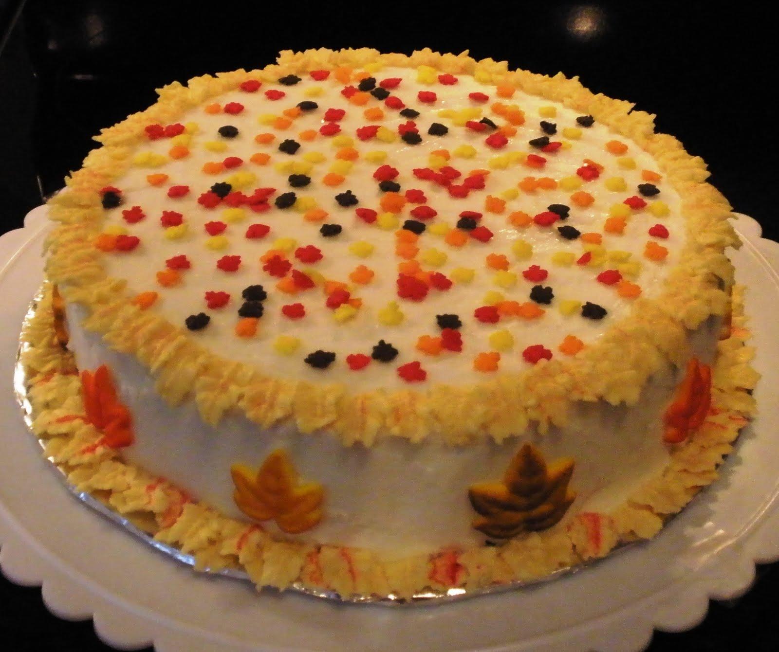 Cakes By Melinda Joy Fall Cake Ideas