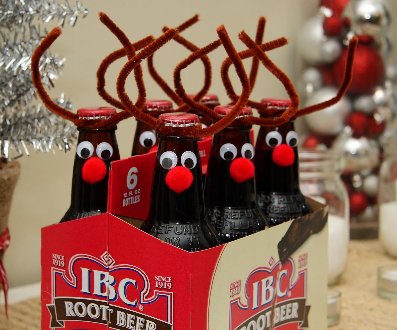 Beer Christmas Gifts.Betty Crocker Wannabe Recipe And Mom Blog Handmade