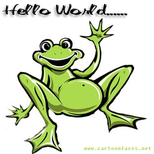 Cartoon Frog - The Best Animals