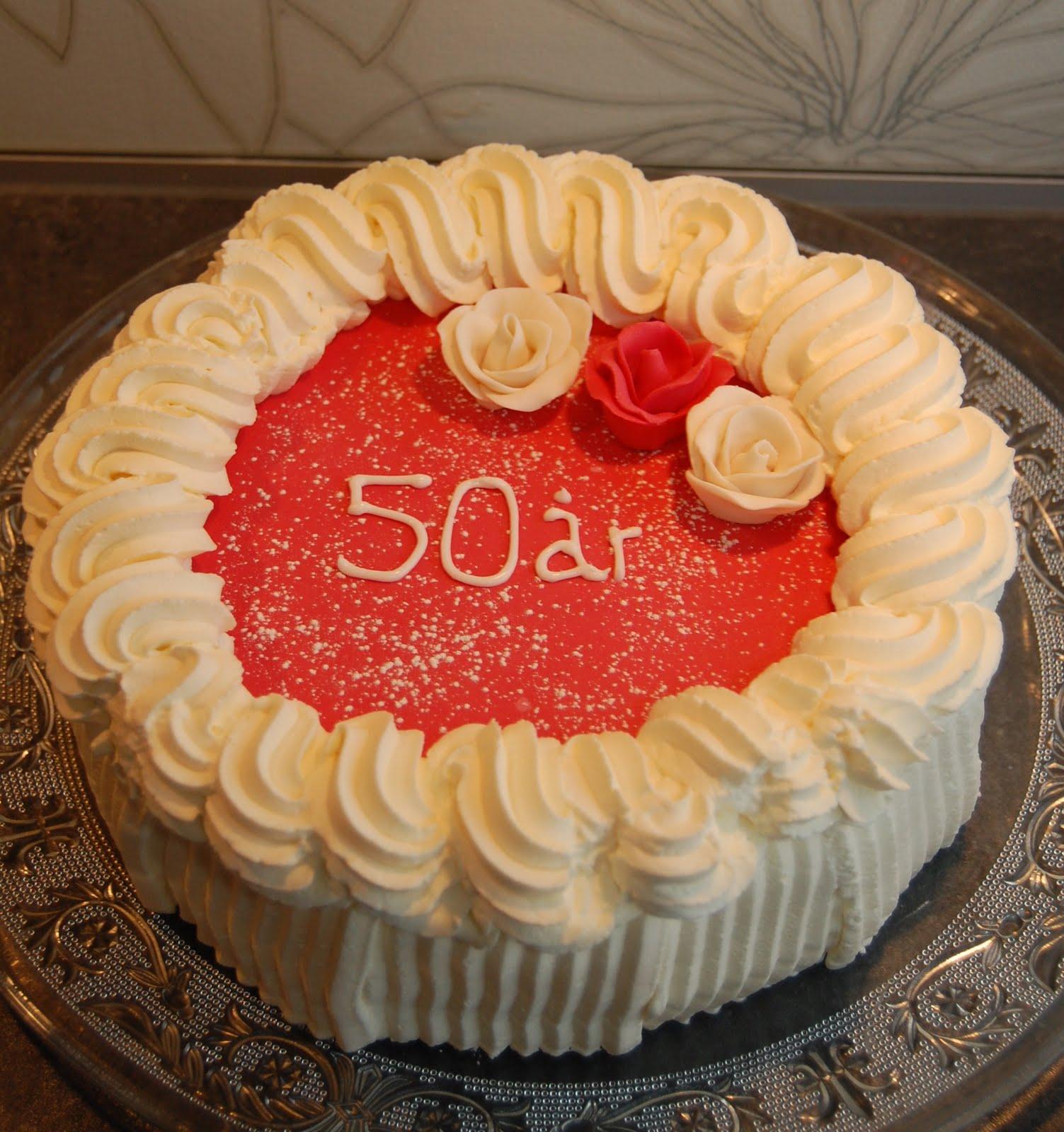 50 års tårta Tinky's kakblogg!: 50 årstårta 50 års tårta