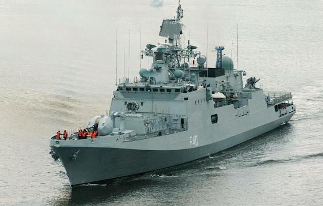 Resultado de imagen para talwar class frigate
