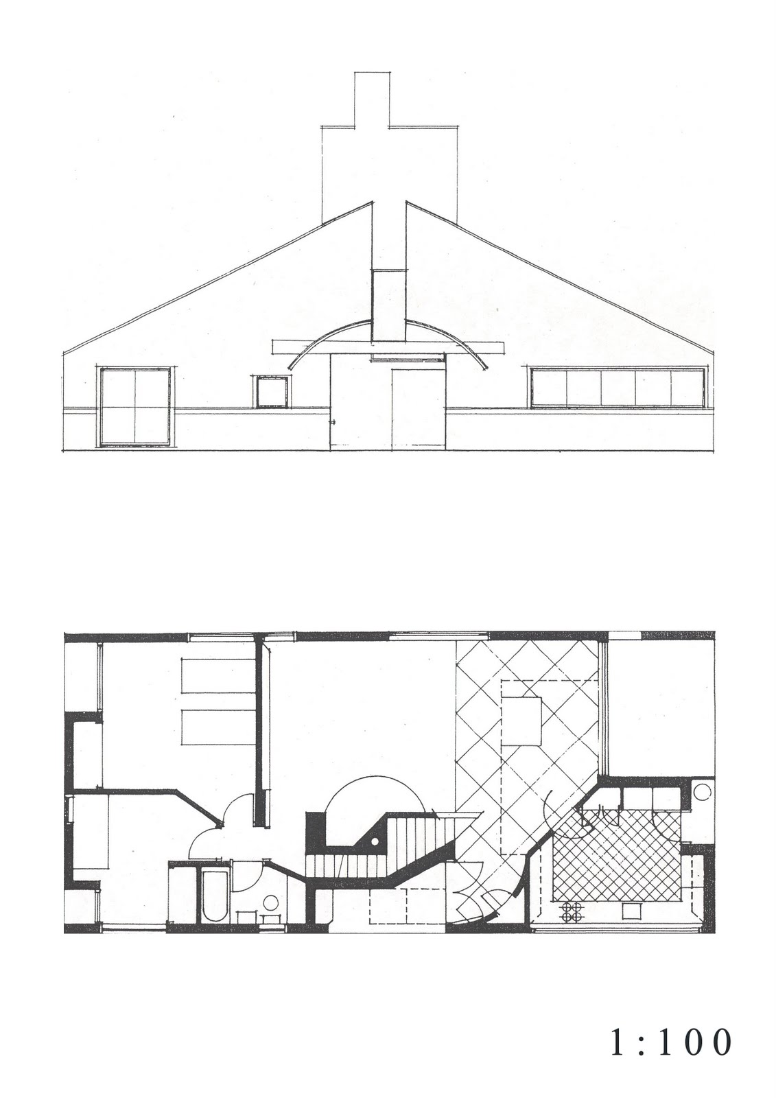 youlyee jun  mother u0026 39 s house plans  sections  elevations