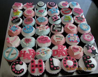 Lovely Cake Decoration July 2010