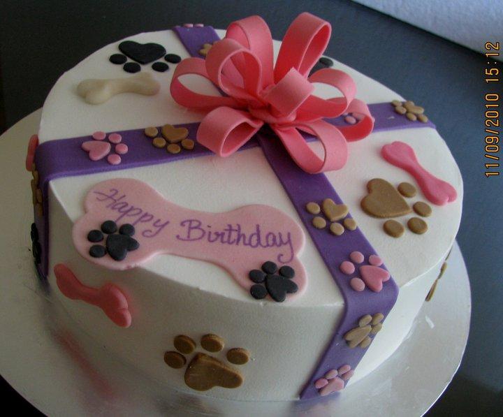 Birthday Cake Skye Markham