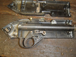 Another Airgun Blog: Disassembling an early Crosman Model