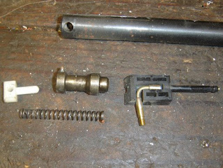 There Are 6 Plastic Parts On The Bolt Front Sight Bb Loading