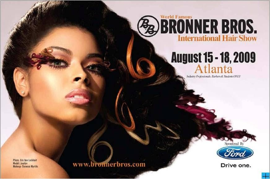Bronner Brothers Natural Hair Care Products