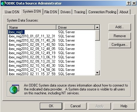 Creating Oracle to SQLServer Database Link (32-Bit Win)