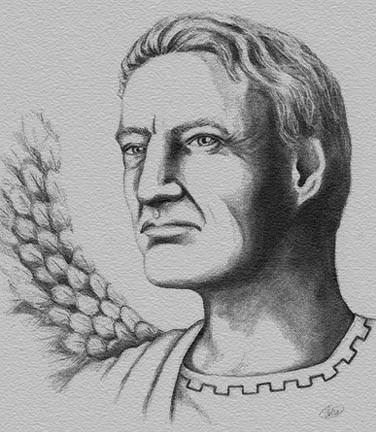 Cassius From Julius Caesar Full Body