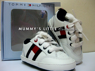 9e05b8accf5104 Mummy s Little Collection  Tommy Hilfiger Babies Shoes