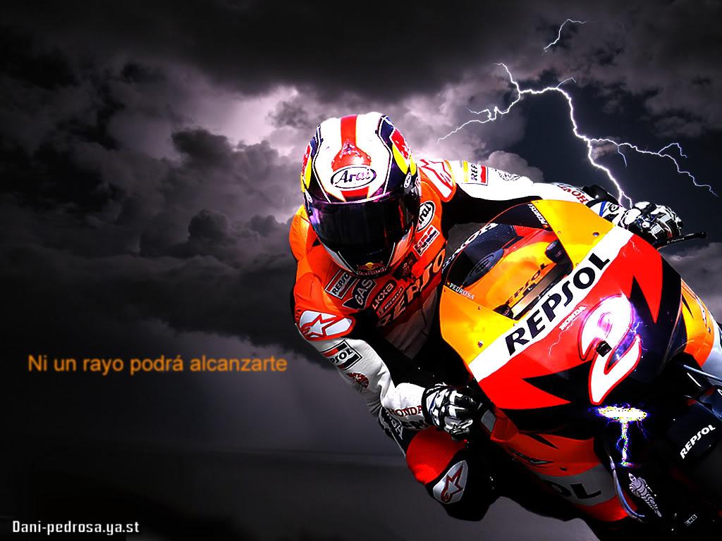 Motogp Wallpapers Wallpaper: Moto GP: Dani Pedrosa Wallpaper
