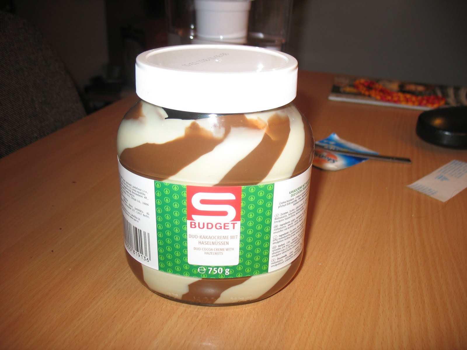 Nutella Bettwäsche Erasmus In September 2010