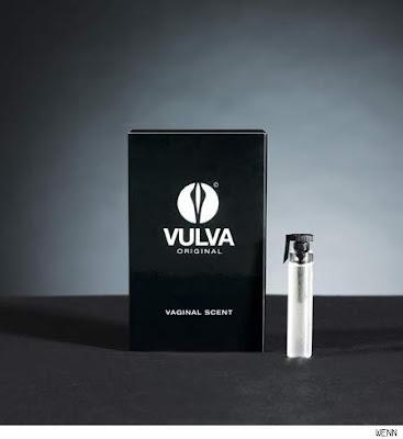 Vulva the vaginal scent