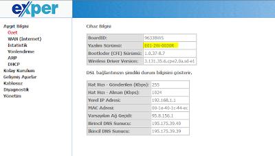 Exper EWM-01 Firmware download