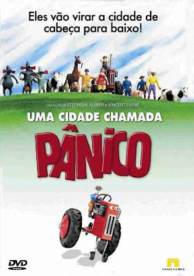 Uma Cidade Chamada Pânico - DVDRip Dublado