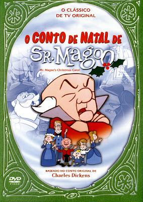 O Conto de Natal de Mr. Magoo - DVDRip Dublado