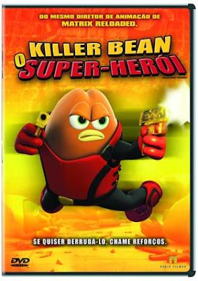 Killer Bean: O Super-Herói - DVDRip Dual Áudio