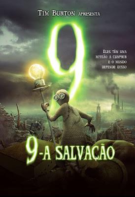 9 - A Salvação - DVDRip Dual Áudio