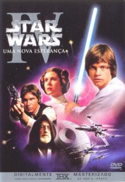 Star+Wars+ +Epis%C3%B3dio+4+ +Uma+Nova+Esperan%C3%A7a Download Star Wars: Episódio 4   Uma Nova Esperança   DVDRip Dual Áudio Download Filmes Grátis