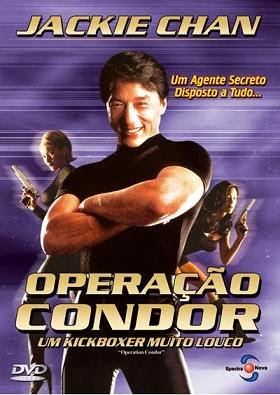 Operação Condor: Um Kickboxer Muito Louco - DVDRip Dublado