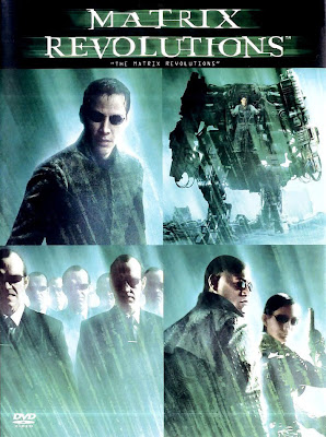 Matrix Revolutions - DVDRip Dual Áudio