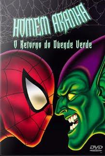 Homem Aranha: O Retorno do Duende Verde - DVDRip Dublado