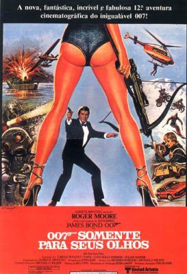 007: Somente Para Seus Olhos - DVDRip Dual Áudio