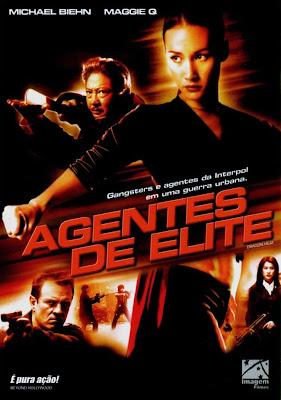 Agentes de Elite - DVDRip Dual Áudio