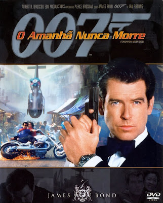 007: O Amanhã Nunca Morre - DVDRip Dual Áudio
